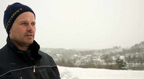 Johan Stegard, nötuppfödare