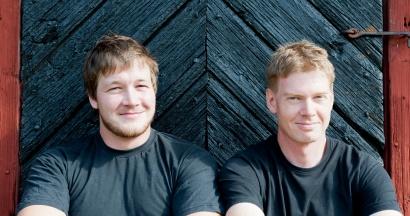Daniel och Christoffer Hedeås, Hedeås gård